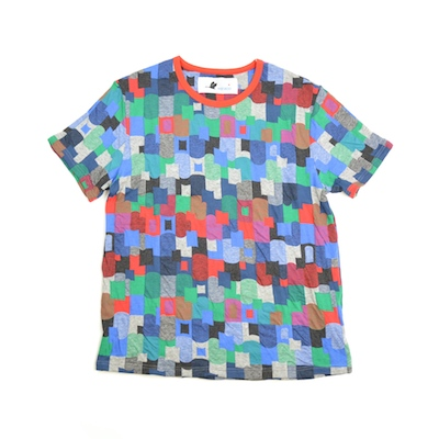 【miraco】Hi Contrast T-Shirts(2colors)