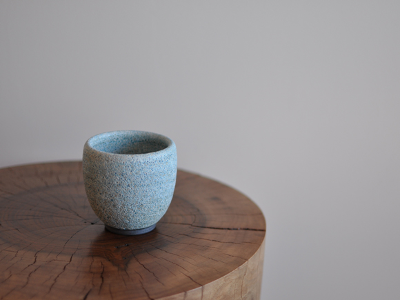 Tea Cup (blue) - Adam Silverman - CARGO web shop