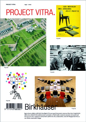 Amazon.co.jp: Project Vitra: Sites, Products, Authors, Museum, Collections, Signs: Chronology, Glossary: Cornel Windlin, Rolf Fehlbaum: 洋書