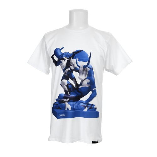 "T-shirt ""Theseus and the Minotaur"" THIS IS NOT CLOTHING X COLETTE - colette THIS IS NOT CLOTHING X COLETTE - colette.fr"