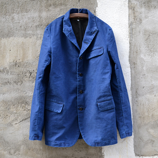 GARMENT REPRODUCTIONOFWORKERS/FARMERS JKT MODIFIED「Re;li」