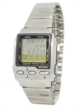 TIME LOVERS/商品詳細 CASIO DATA BANK DB-2000D-1