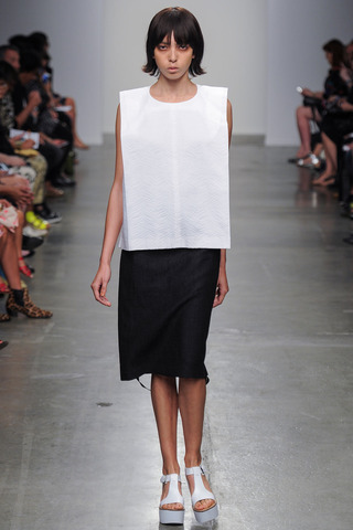 A Détacher Spring 2014 Ready-to-Wear Collection on Style.com: Runway Review