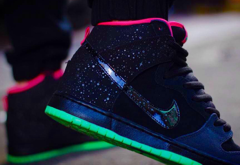 "Nike SB Dunk High ""Yeezy"" Releasing on Black Friday - SneakerNews.com"