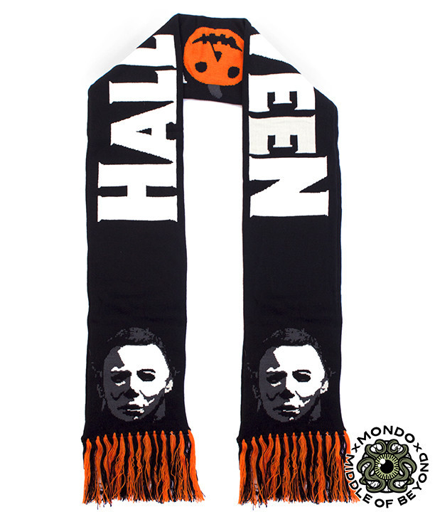 Halloween Michael Myers Scarf – Middle of Beyond