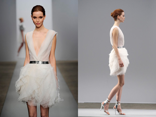 Fashion for Lunch: Christophe Josse   OMG I'm Getting Married UK Wedding Blog   UK Wedding Design and Inspiration for the fabulous and fashion forward bride to be.