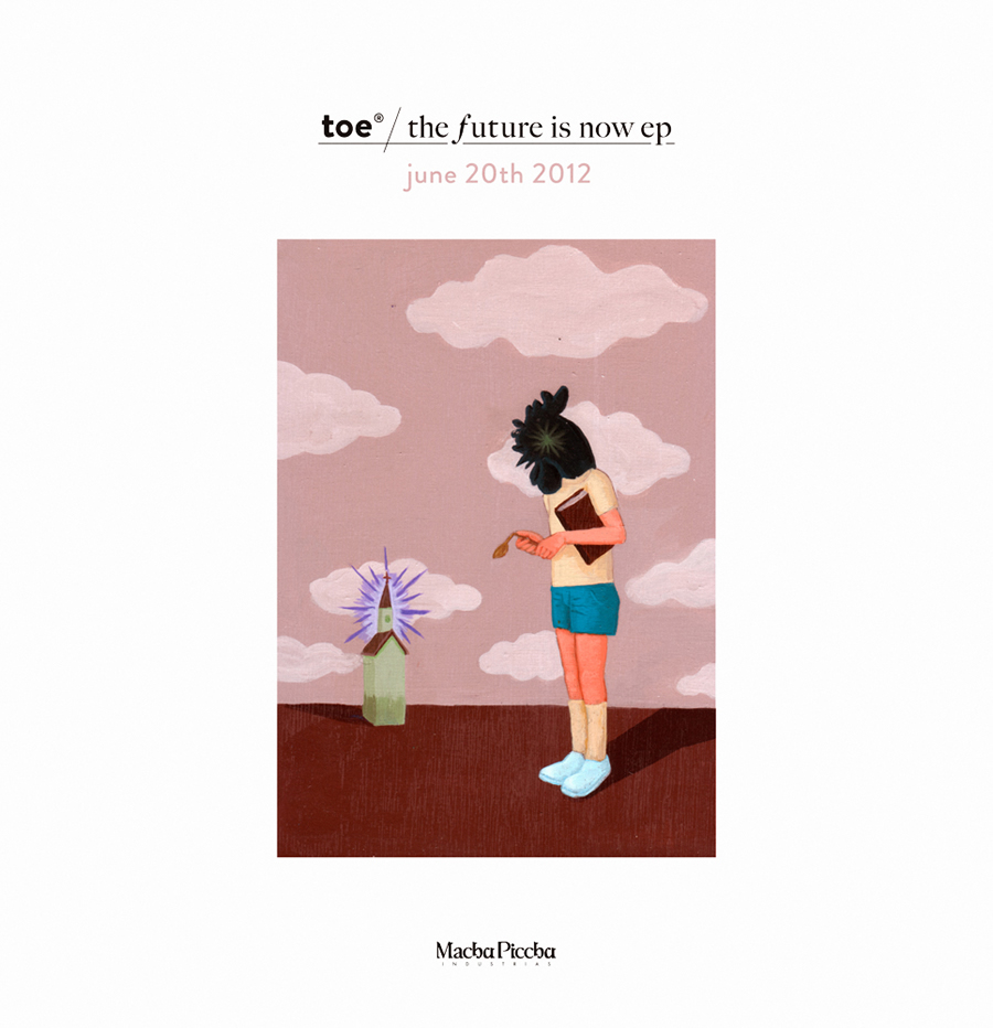 Amazon.co.jp: The Future Is Now EP: toe: 音楽