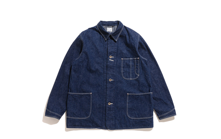 40's Coverall-One Wash