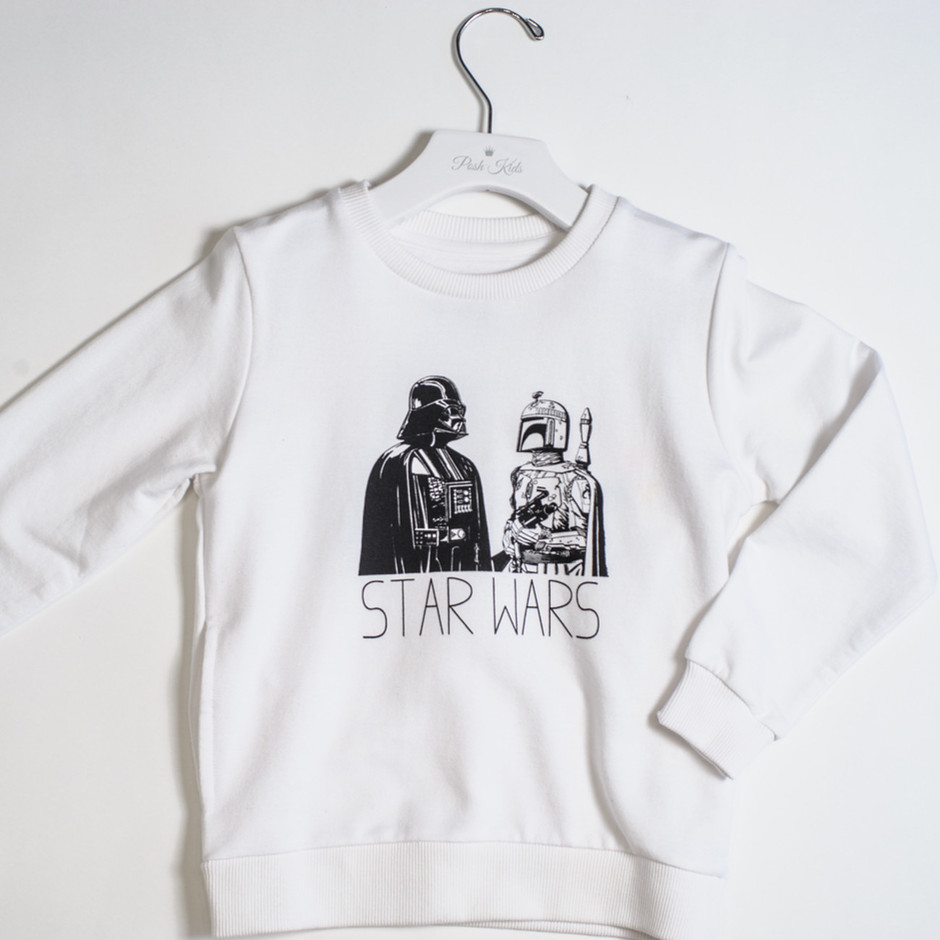 Eleven Paris Get Luke Sweater - Posh Kids