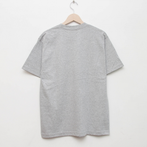 Basic Tee - Grey - cup and cone WEB STORE
