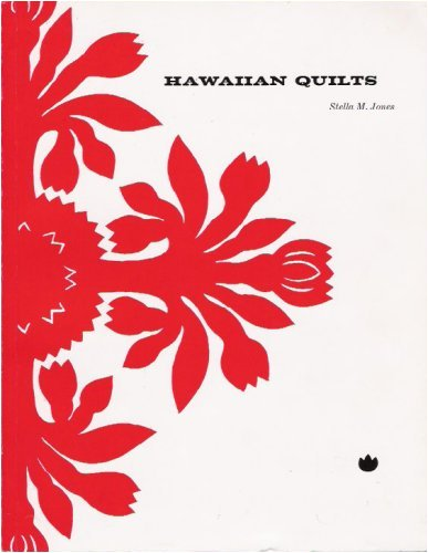Amazon.com: Hawaiian Quilts (9780937426203): Stella M. Jones: Books