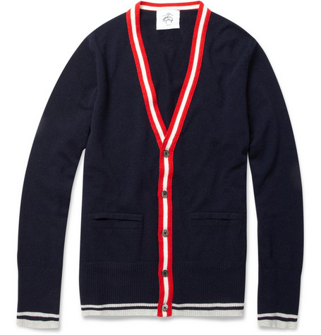 Black Fleece Cashmere Cardigan | MR PORTER