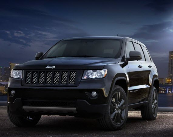 2013 Jeep Grand Cherokee Stealth Edition | Swag So Fresh