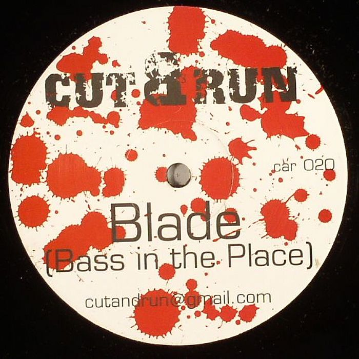 Blade (Bass In The Place) at Juno Records