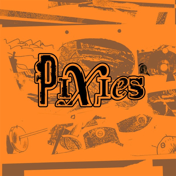 PIXIES | Four New Songs