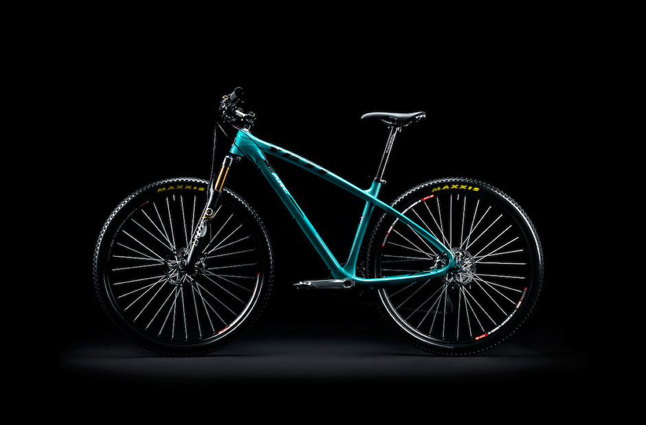 First Look: Yeti Cycles SB95 Carbon - Sea Otter 2013 - Pinkbike