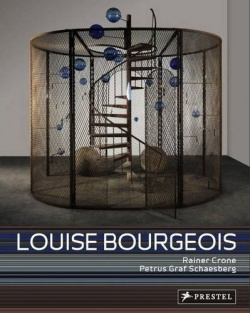 BOOKS by artist > B - Louise Bourgeois: The Secret of the Cells - Satellite サテライト | art books 現代アート書籍 | art goods 現代アートグッズ | art works 現代アート作品