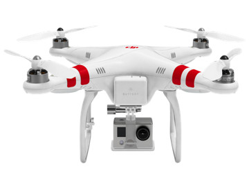 Phantom 1 - DJI's First Small Size Ready-To-Fly Vtol, Integrated Multi-Rotor Aircraft For Aerial Filming | DJI