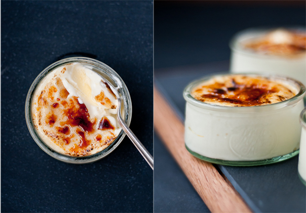 Cafe Johnsonia: Creme Brulee Ice Cream