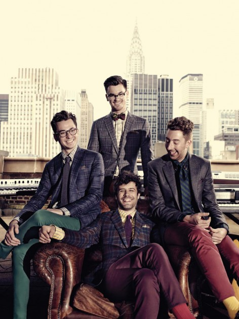 Brooks Brothers Passion Pit Catalog