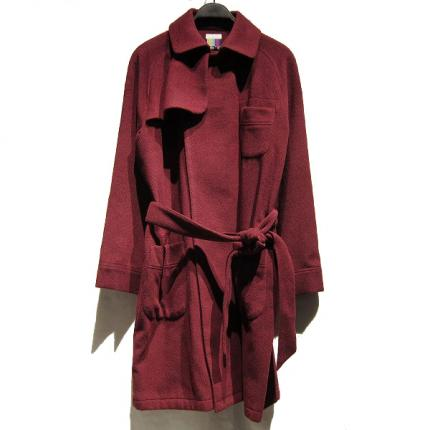 TRENCH GOWN「DIVERSE」