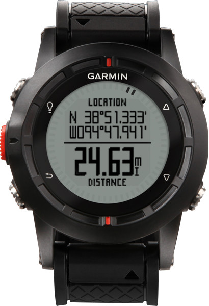 Garmin Fenix GPS Watch | Uncrate
