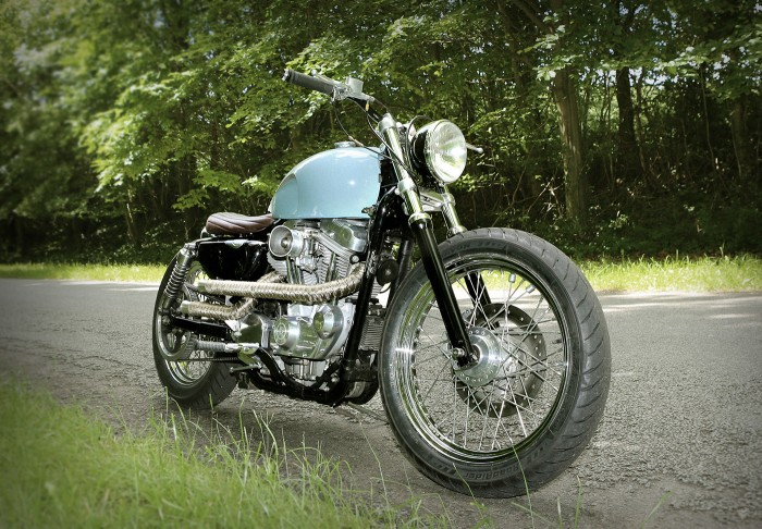 the Bike Shed » Foundry MC Tiger 45