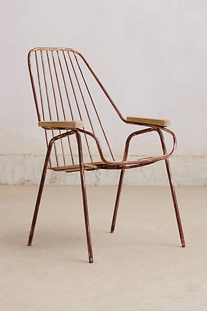Pyrenean Lounge Chair - anthropologie.com