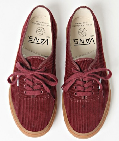 Beauty & Youth x Vans 'Cord' Authentic Pack beauty-youth-vans-corduroy-authentic-pack-5 – Highsnobiety.com