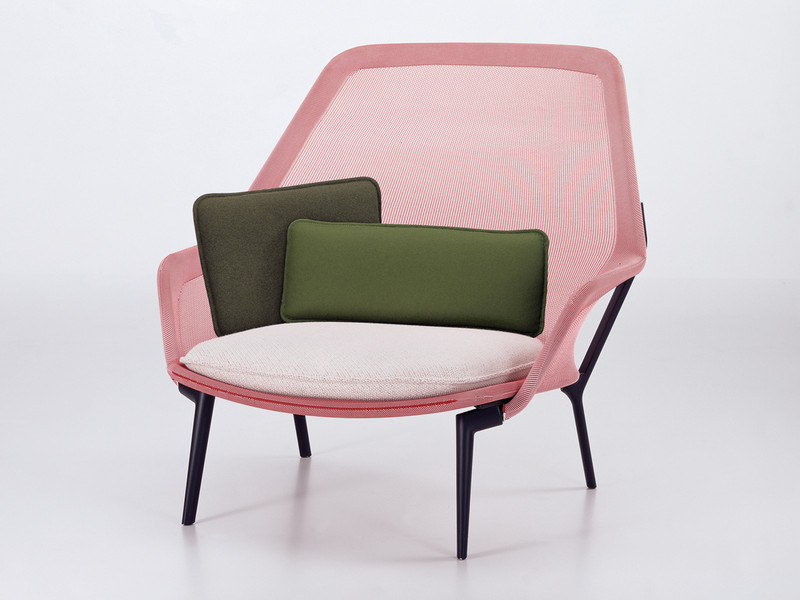 Buy the Vitra Slow Chair at Nest.co.uk