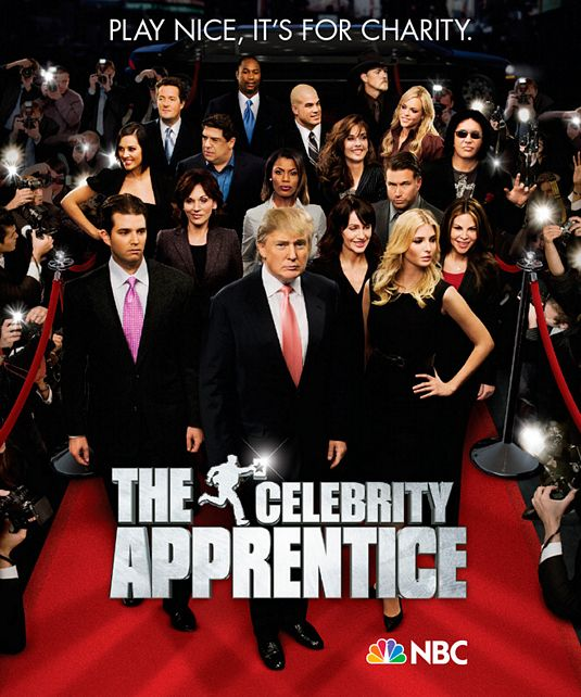 The Apprentice TV Poster #2 - Internet Movie Poster Awards Gallery