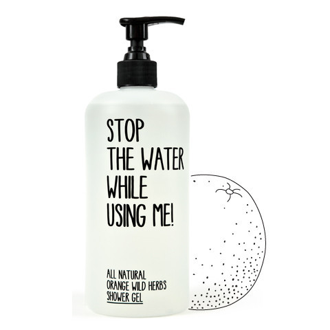 3939 Shop London | Unique product and art Stop The Water While Using Me - Grooming
