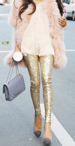 sequin leggings | fashion love