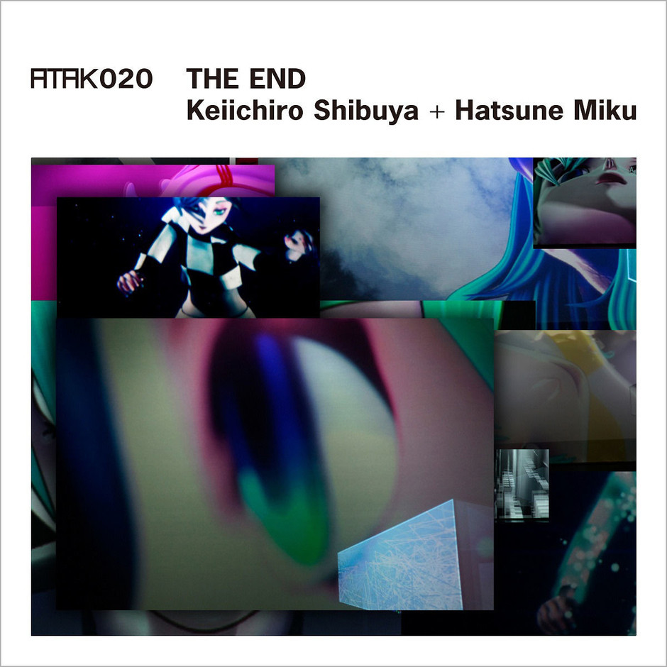Keiichiro Shibuya, Hatsune Miku - ATAK020 THE END Limited Edtion