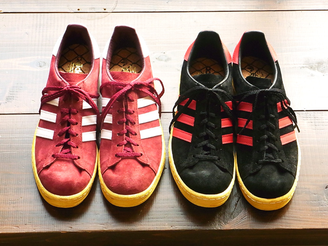 Mita Sneakers x adidas Originals Campus 80s Pack Summer 2012 | SLAMXHYPE