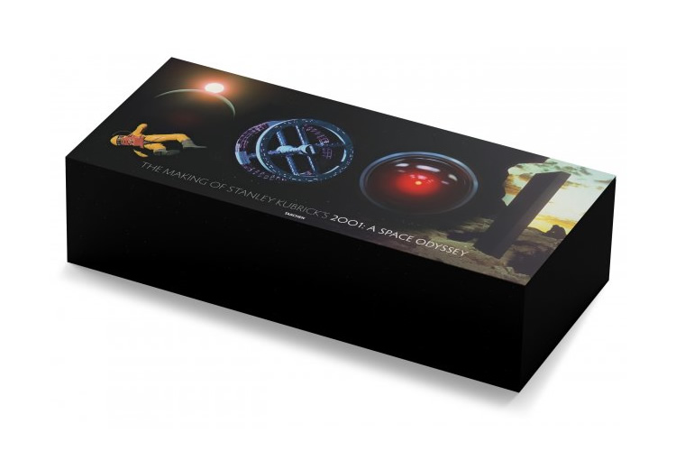 Taschen's The Making of Stanley Kubrick's '2001: A Space Odyssey'