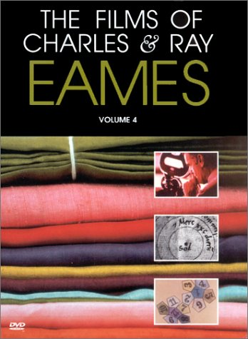 Amazon.com: The Films of Charles & Ray Eames - Volume 4: Films of Charles & Ray Eames: Movies & TV