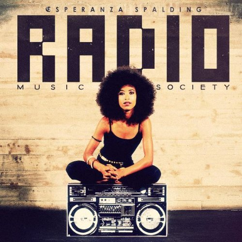 Amazon.co.jp: Radio Music Society: Esperanza Spalding