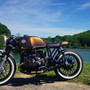 Modern Heritage - Road Burner BMW R80 | Return of the Cafe Racers