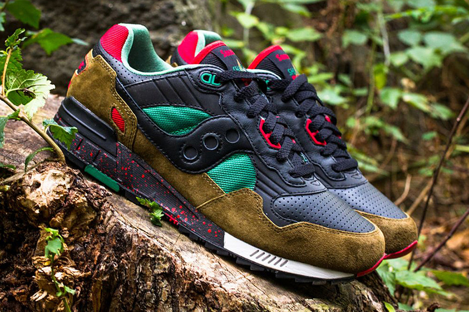 "West NYC x Saucony Shadow 5000 ""Cabin Fever"" • Highsnobiety"