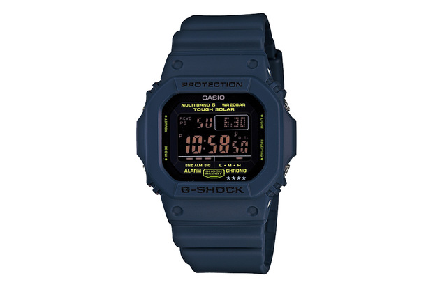 "Casio G-Shock ""Navy Blue"" Pack 