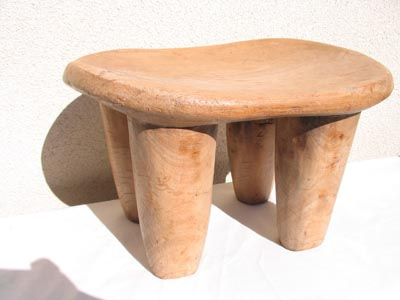 African Stool | Flickr - Photo Sharing!