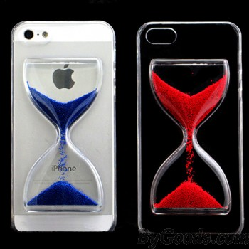 Creative Crystal Hourglass Iphone 4/4s/5/5s Case|Creative Iphone Cases - Iphone Accessories- ByGoods.com