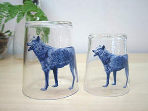 Glassware by D-Bros | Apartment Therapy Chicago