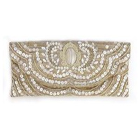 Mother of Pearl bags : Moyna