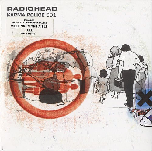 Amazon.co.jp: Karma Police [CD1]: Radiohead: 音楽