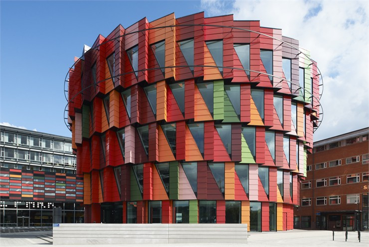 Kuggen University Campus by Wingårdh Arkitektkontor AB - UR Design Magazine