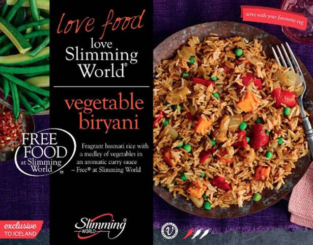Iceland is offering free 10 pack of eggs with three Slimming World meals - Daily Star