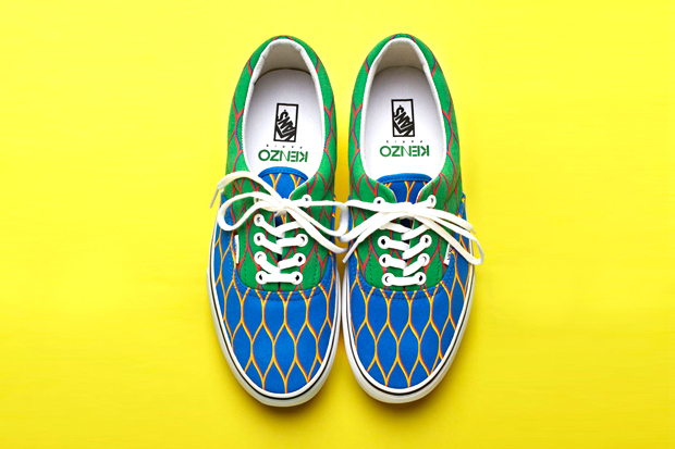 Kenzo x Vans 2012 Summer Collection | Hypebeast