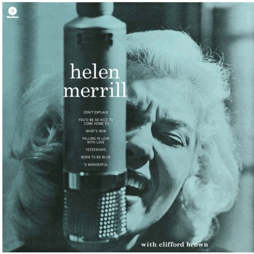 Amazon.co.jp: With Clifford Brown [Analog]: Helen Merrill: 音楽